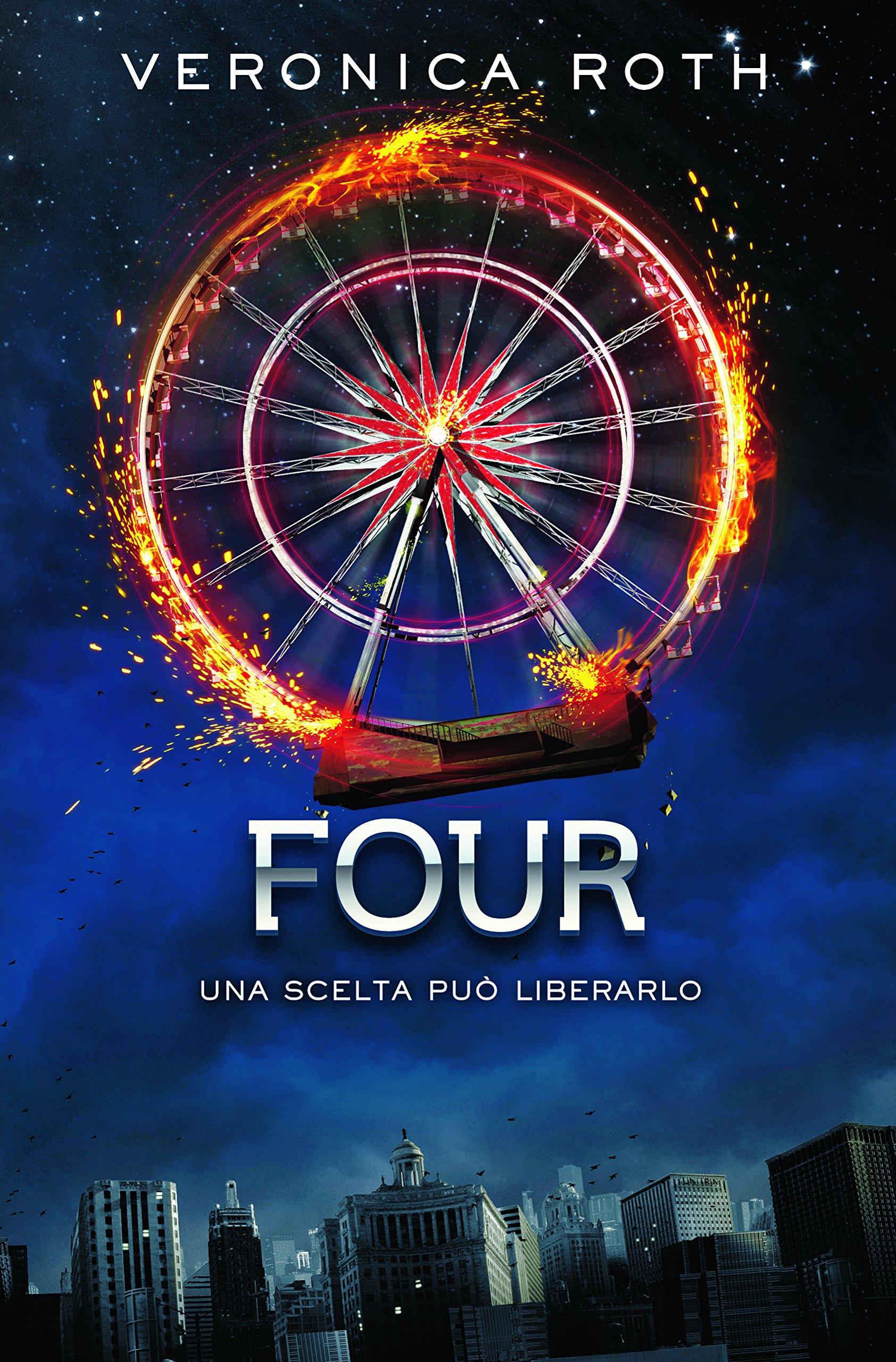 Four, serie Divergent, Veronica Roth.jpg