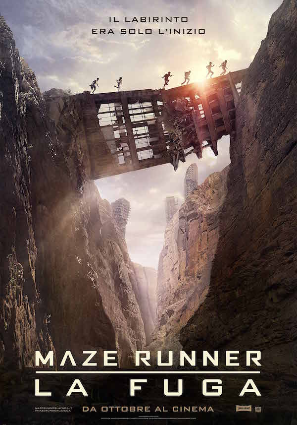 The Maze Runner - La Fuga