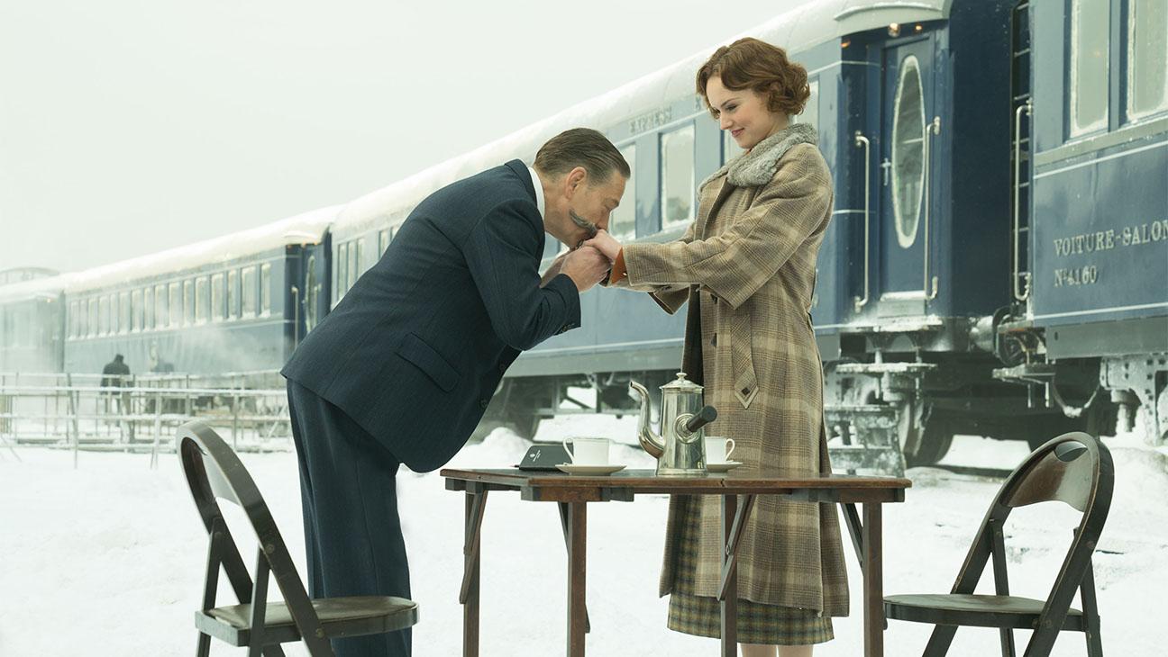 Daisy Ridley-Kenneth Branagh-assassinio-sull'orient-express